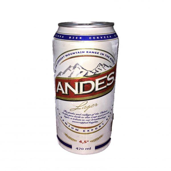 CERVEZA ANDES LATA 24X470 CC