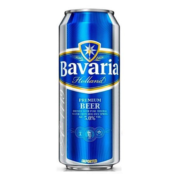 CERVEZA BAVARIA LATA 24X470 CC