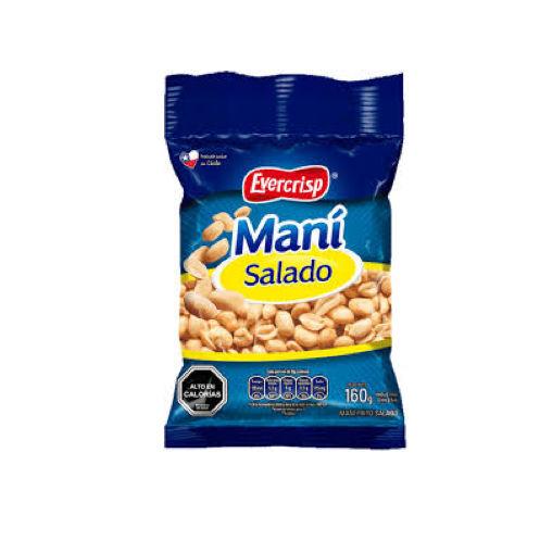 Mani Salado 160 g