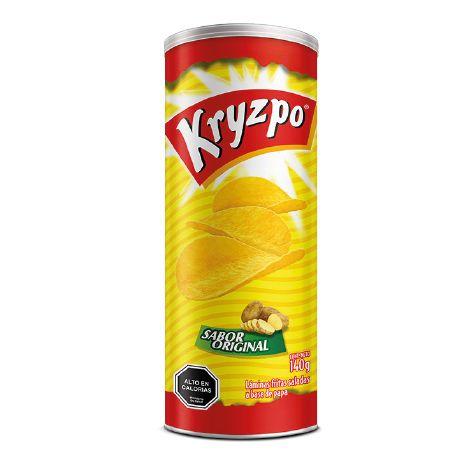 Papas Fritas Tarro Kryzpo Original 140 g