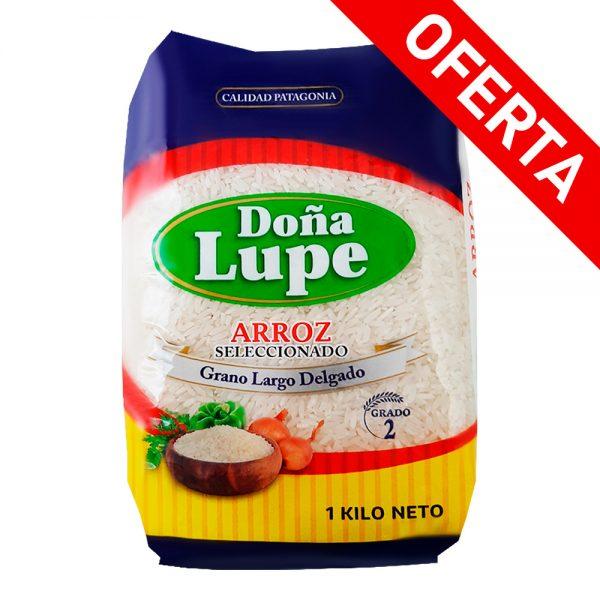 Arroz Doña Lupe G2 Kilo