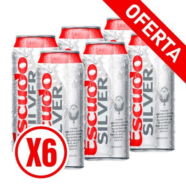 Cerveza-Escudo-Silver-Lata-470-Cc