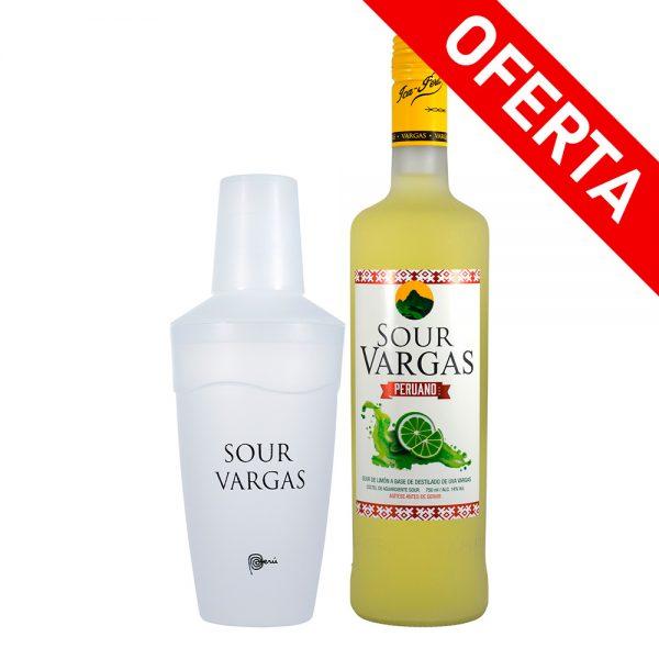 Pisco-Peruano-Vargas-Sour-Mas-Shake-750-Cc